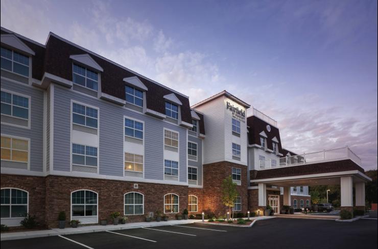 Fairfield Inn & Suites Now Open in South Kingstown
